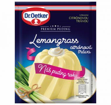 Premium puding Lemongrass 40g