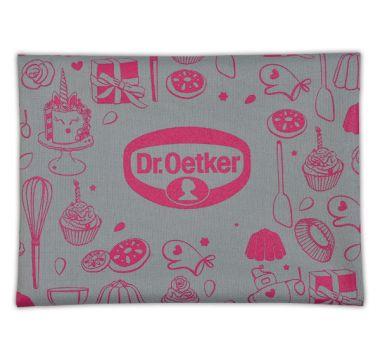 Utěrka Dr. Oetker - šedá