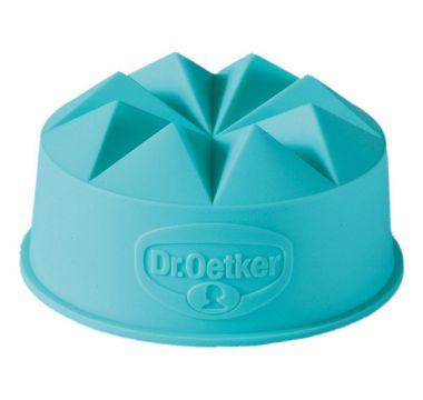Formička na puding Dr. Oetker - mentolová zelená