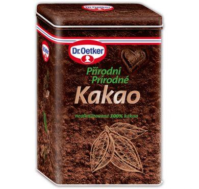 Kakaová dóza Přírodní kakao
