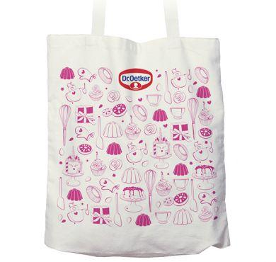 Bavlněná taška Dr. Oetker