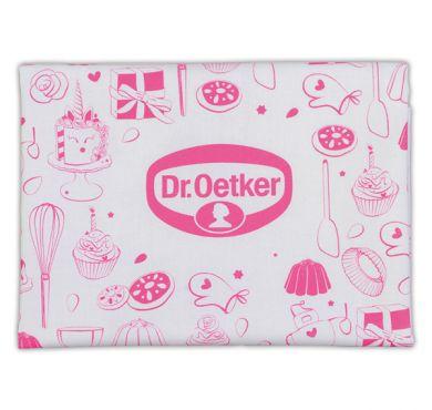 Utěrka Dr. Oetker - bílá
