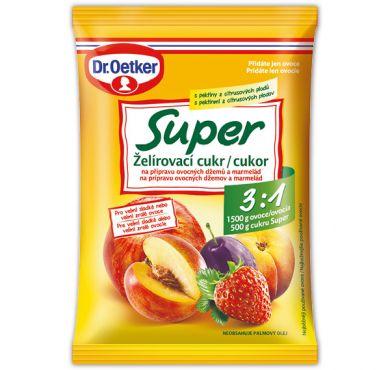 Želírovací cukr Super 3:1