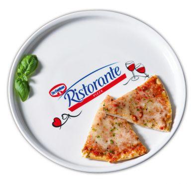 Pizza talíř Dr. Oetker