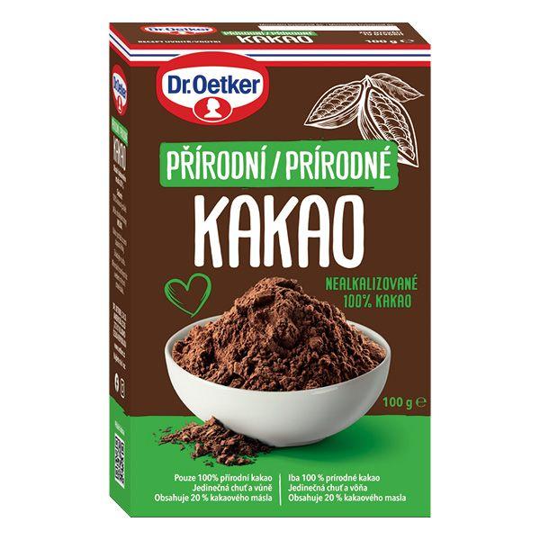Přírodní kakao 100g