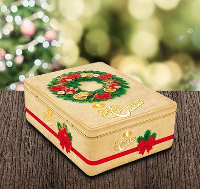 Vánoční dóza Věnec